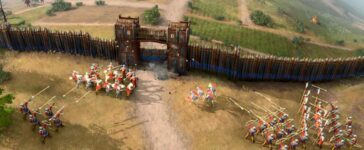 Age Of Empires Gameplay