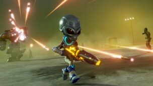 Destroy All Humans Tuju Switch Bulan Juni Mendatang! Gamedaim