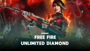 Download Mod Free Fire (unlimited Diamond) Terbaru 2021! Gamedaim