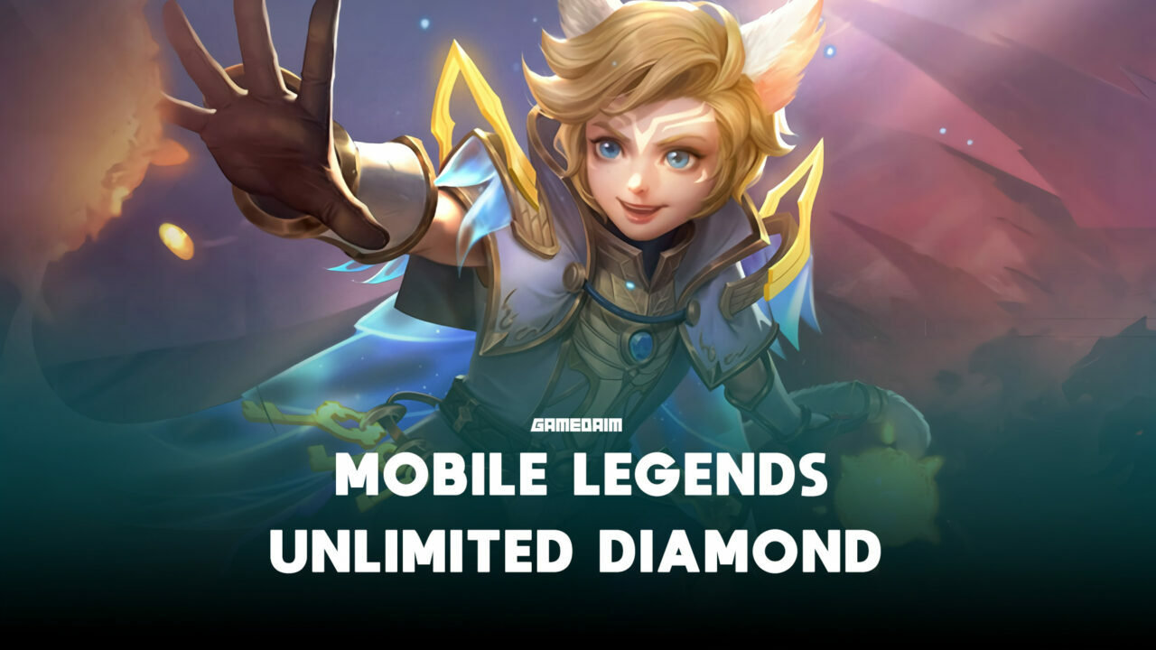 Download Mod Mobile Legends (unlimited Diamond) Terbaru 2021! Gamedaim