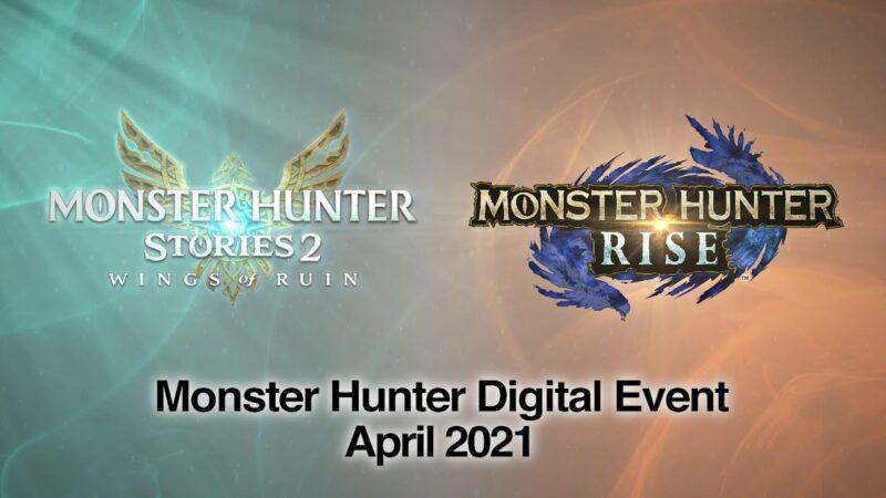 Monster Hunter Event Digital