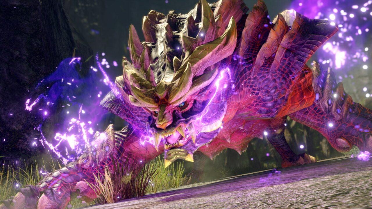 Monster Hunter Rise New Update