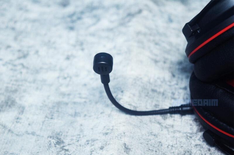 Mikrofon Tanpa Foam