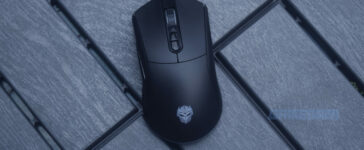 Rexus Arka Mouse Flatlay Gamedaim Review