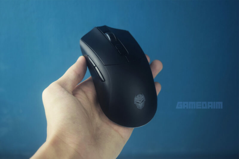Rexus Arka Mouse Hands On Gamedaim Review