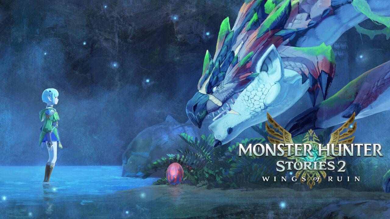 Spesifikasi Pc Untuk Memainkan Monster Hunter Stories 2 Wings Of Ruin! Gamedaim