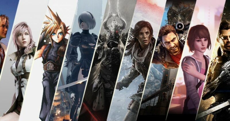Square Enix Bantah Akan Dibeli Perusahaan Lain