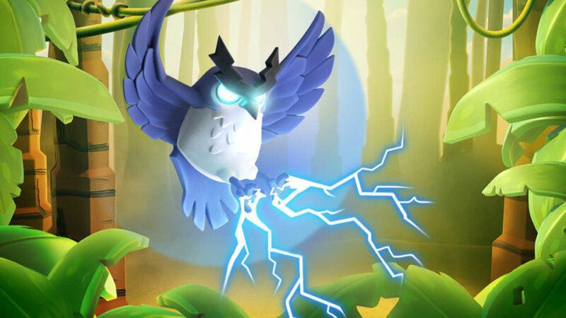 Hero Pet Electro Owl