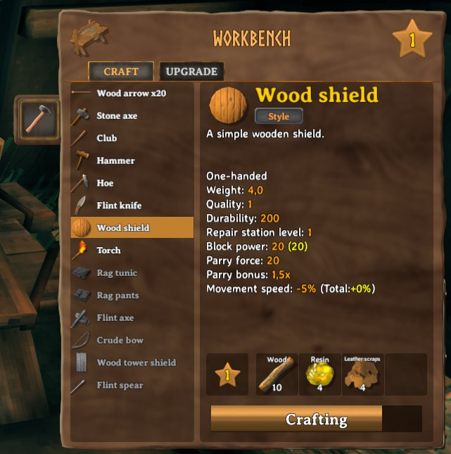 How To Craft A Shield In Valheim 4