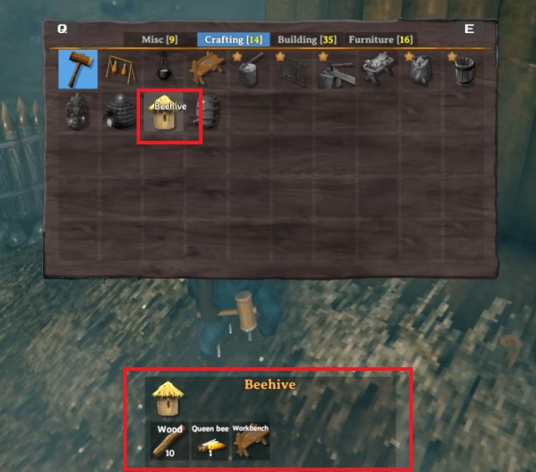 How To Make Beehive In Valheim 4