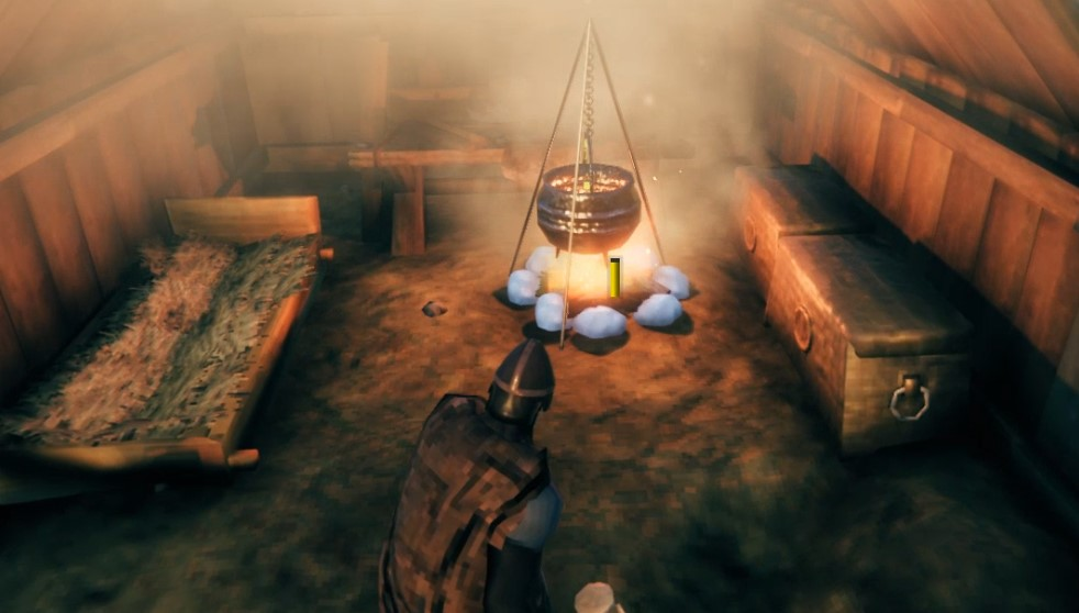Cara Mudah Membuat Cauldron di Valheim 2 | Wowkia