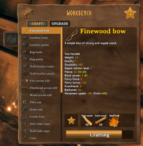 How To Make Finewood Bow In Valheim 4