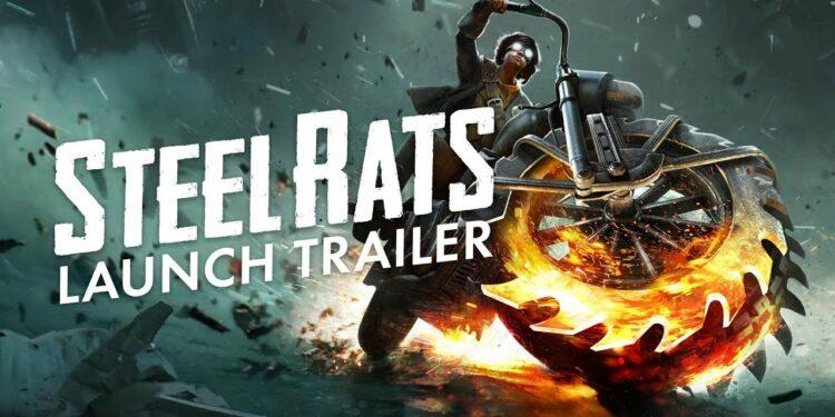 Steel Rats Kini Gratis Lewat Steam Store, Klaim Sekarang!   Steam
