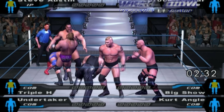Cheat Wwe Smackdown! Here Comes The Pain Ps2 Bahasa Indonesia!