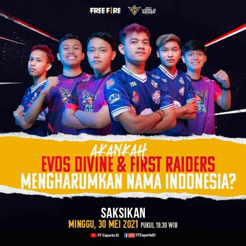 Evos Divine Grand Final FFWS 2021