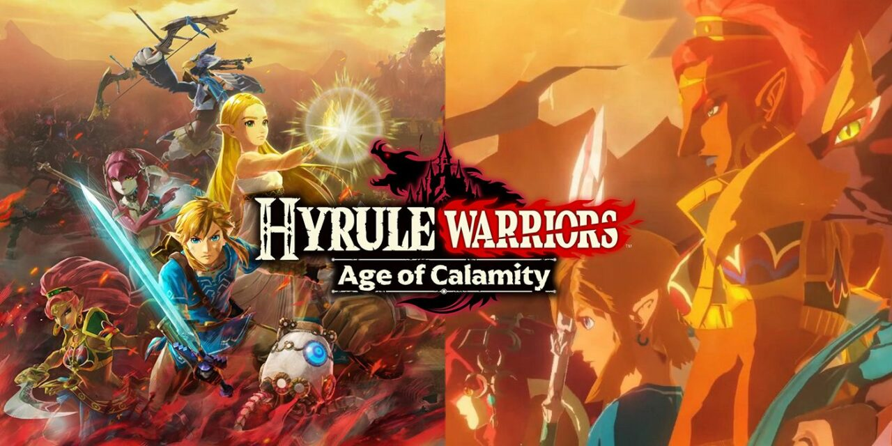 Hyrule Warriors Age Of Calamity Tembus 3,7 Juta Kopi
