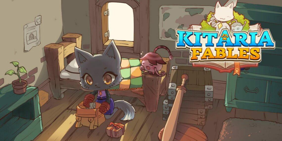 Spesifikasi PC Untuk Memainkan Kitaria Fables, Game RPG Unik Asal Indonesia   Twin Hearts