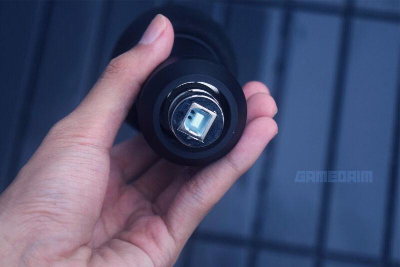 Konektor USB Type-B