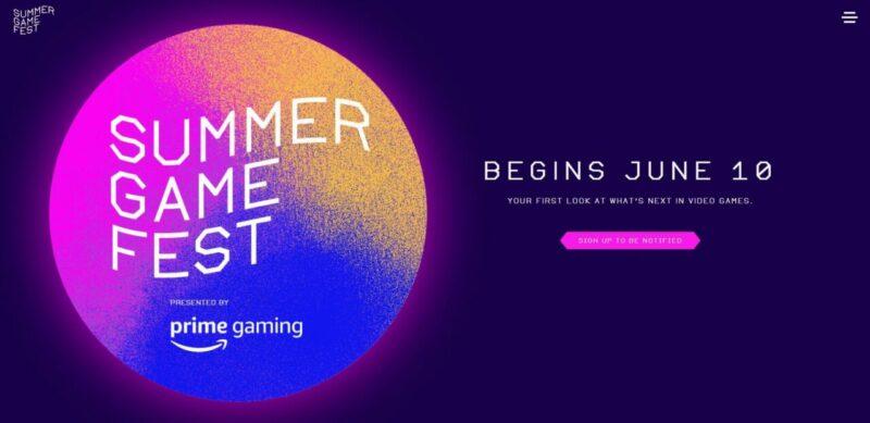 Tanggal Mulai Summer Game Fest Tahun Ini Dikonformasi