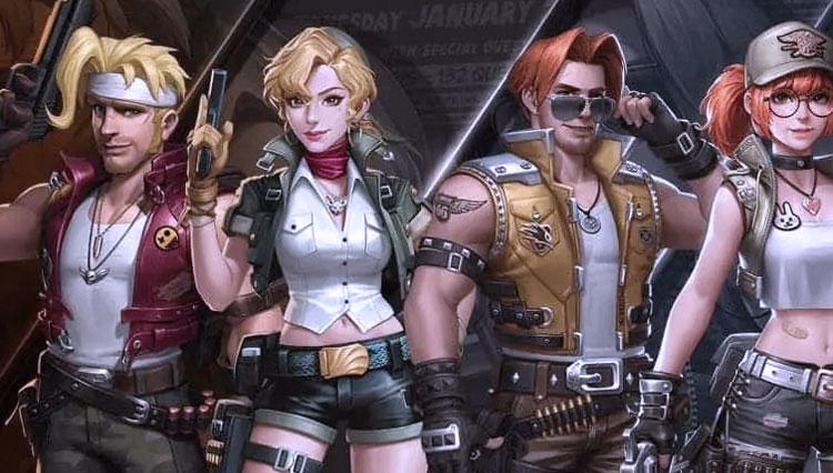 Tencent Perlihatkan Gameplay Dari Metal Slug Mobile