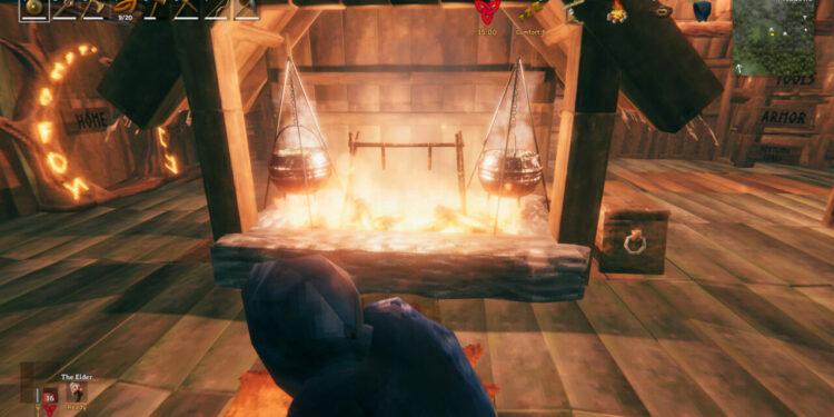 Cara Membuat Mead Base: Minor Healing Pada Game Valheim | Coffee Stain