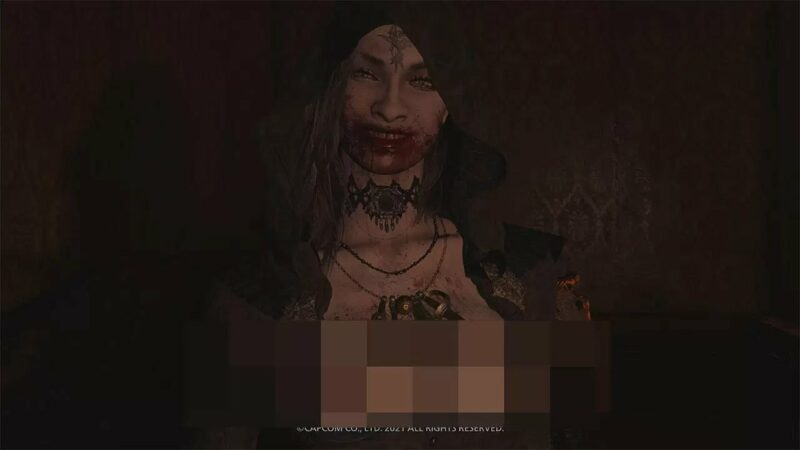 Resident Evil: Village Kedatangan Mod Dewasa | Nexus mod