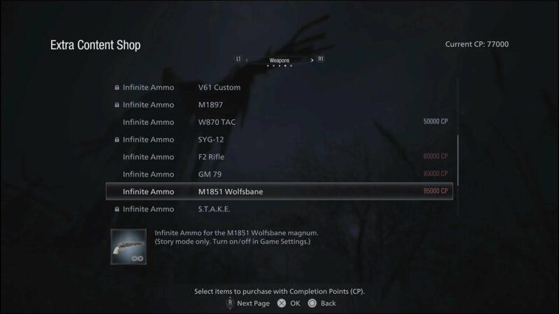 Cara Mengaktifkan Cheat Infinite Ammo di Resident Evil Village 1 | Re: Village