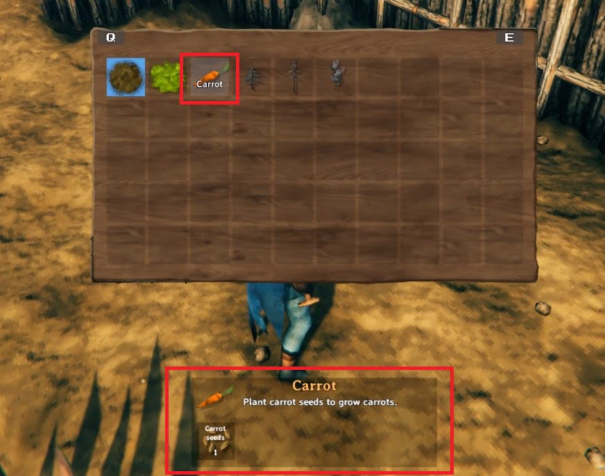 How To Get Carrot In Valheim 2
