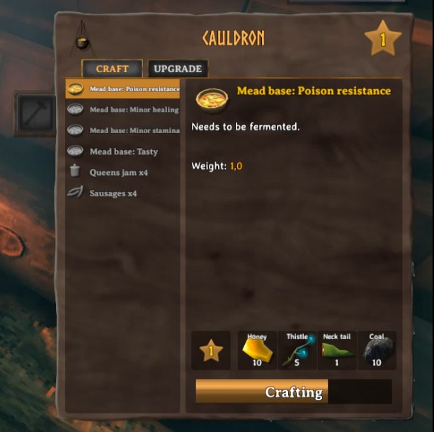 How To Make Mead Base Poison Resistance In Valheim 5