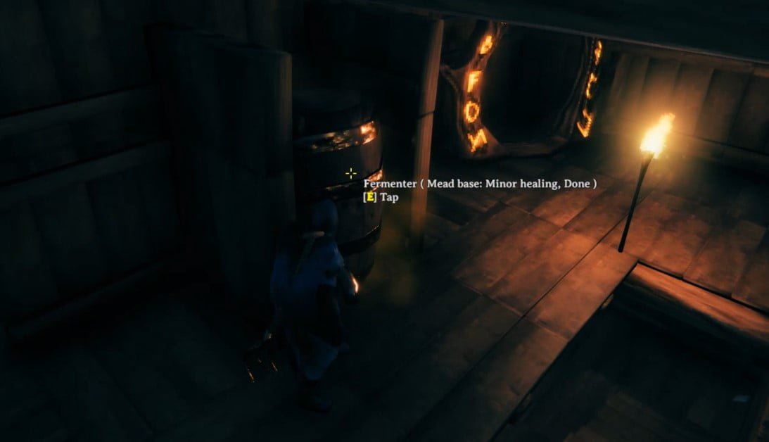 How To Make Minor Healing Mead In Valheim 4