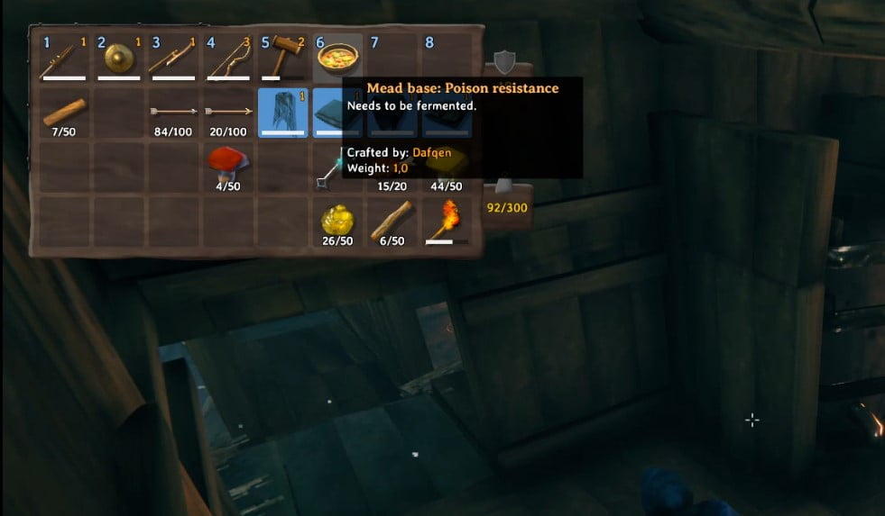 How To Make Poison Resistance Mead In Valheim 2