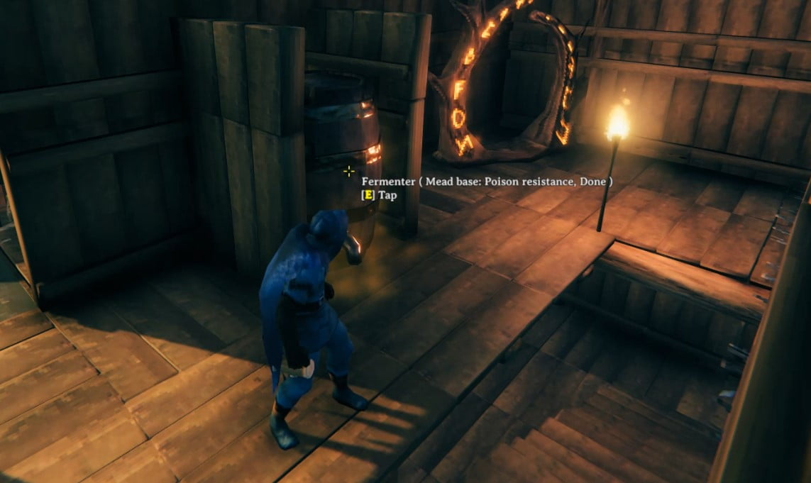 How To Make Poison Resistance Mead In Valheim 4