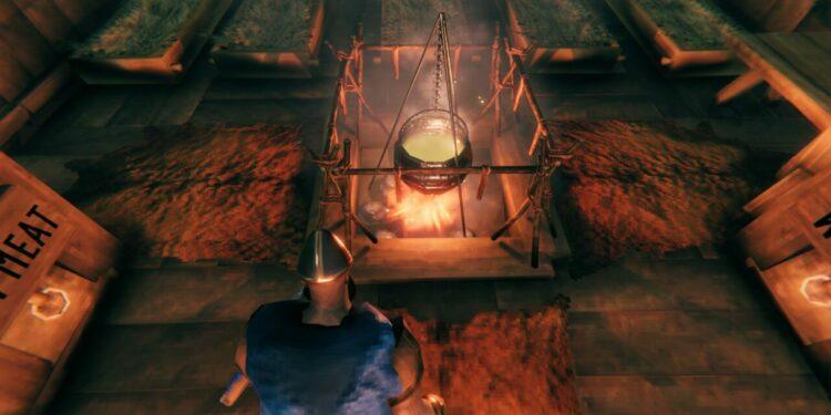 Cara Membuat Mead Base: Minor Stamina Pada Game Valheim   valheim