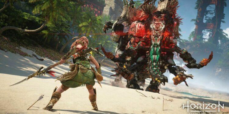 Horizon Forbidden West Versi PS4 Tidak Dapat Upgrade Gratis ke PS5 | SONY