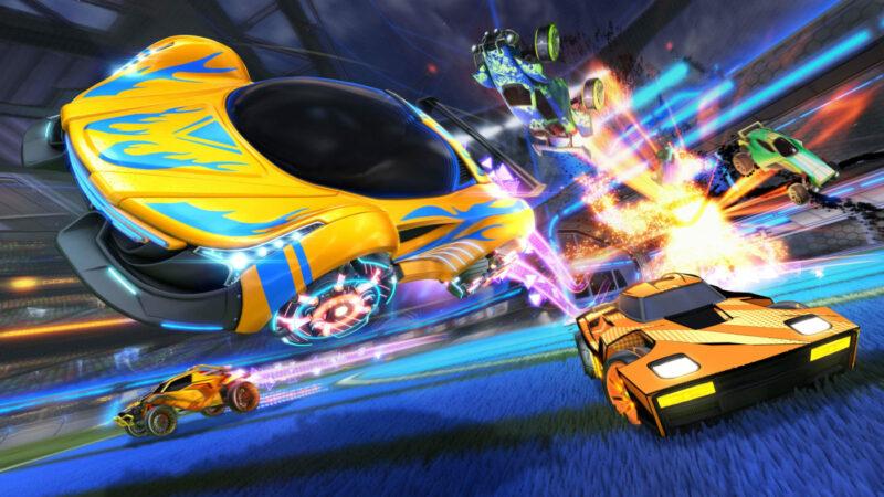 7 Game Ternama Yang Dapat Portingan Mobile di Tahun 2021   Rocket league
