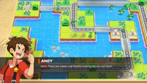 Advance Wars 1+2: Re-Boot Camp Switch