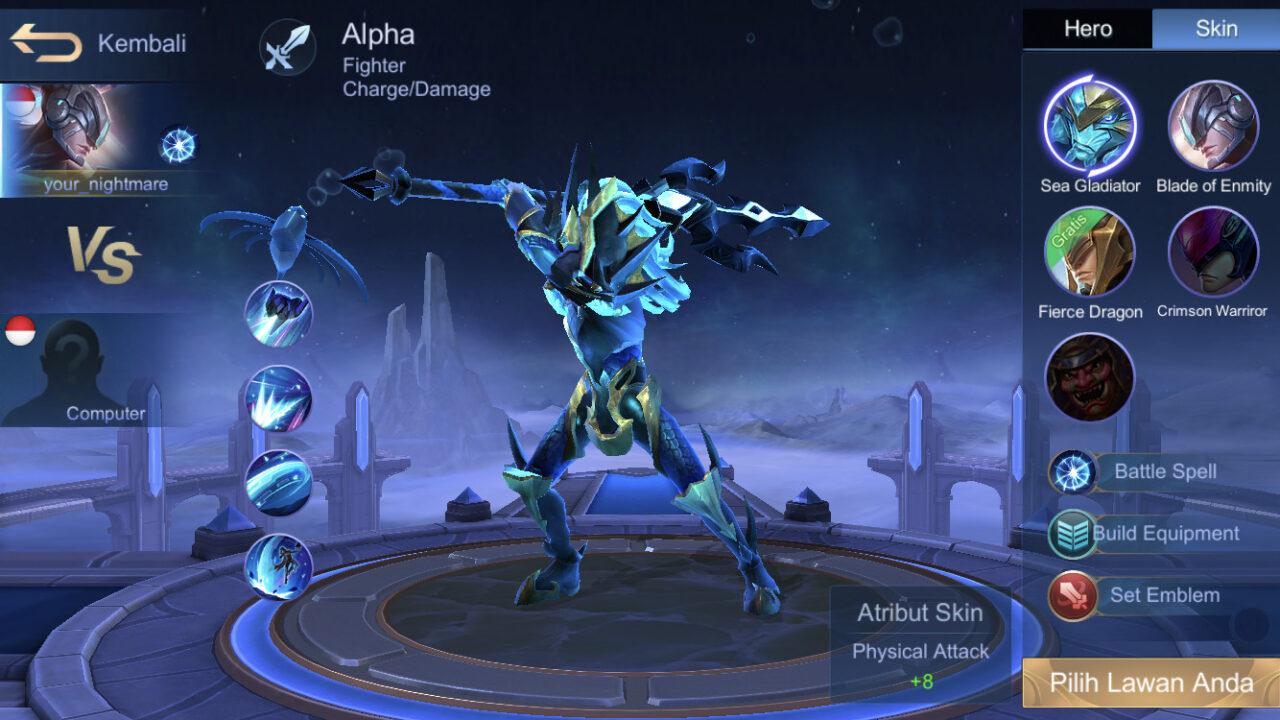 Alpha Revamp Ml