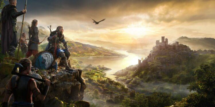 Irlandia Gunakan Game AC: Valhalla Untuk Promosi Spot Wisata Negaranya   Ubisoft