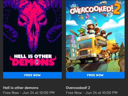 OverCooked 2 kini Gratis Lewat Epic Games Store   Epic Games