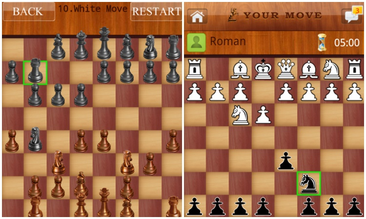 Game catur online android Chess Live