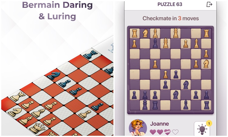 Chess Royale Cature Xake Online Board 1