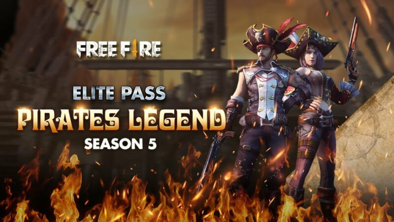 Elite Pass Season 5 Free Fire