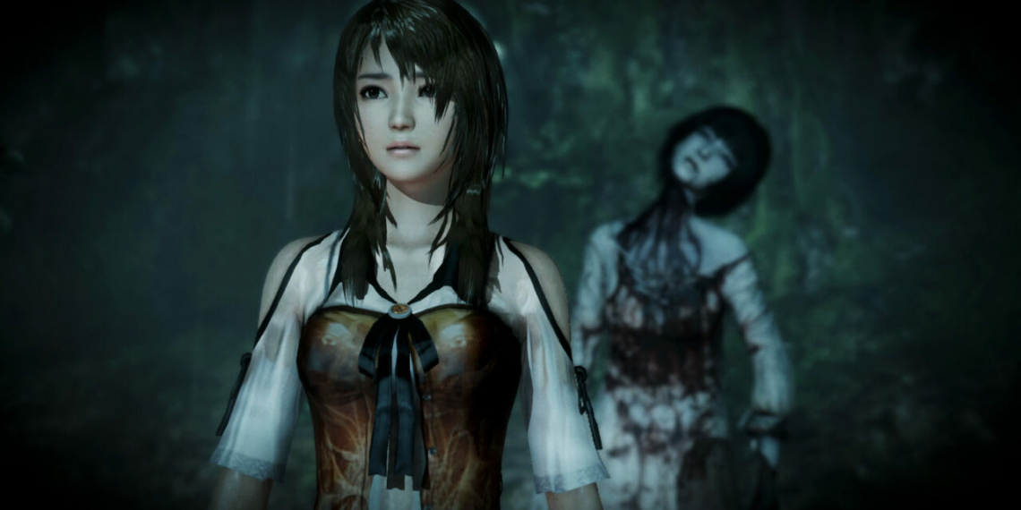 Fatal Frame: Maiden of Black Water PC
