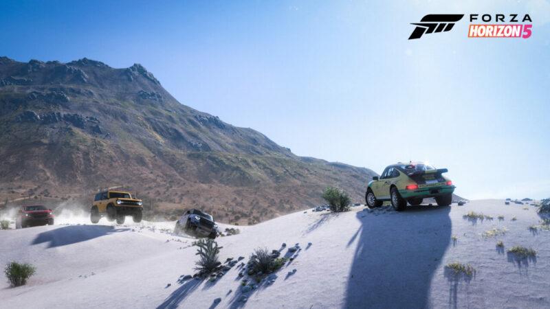 Forza Horizon 5 Meksiko
