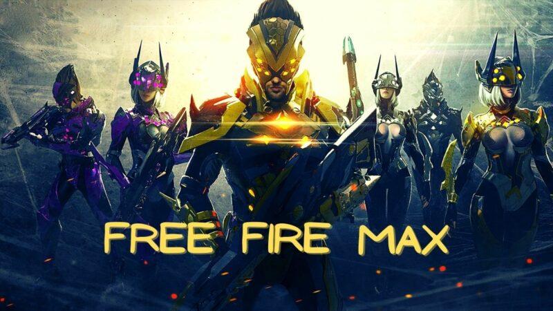 Free Fire Max