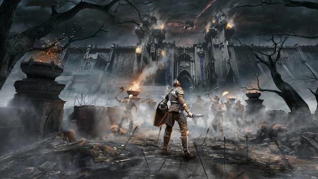 Game Ps5 Terbaik Demons Souls