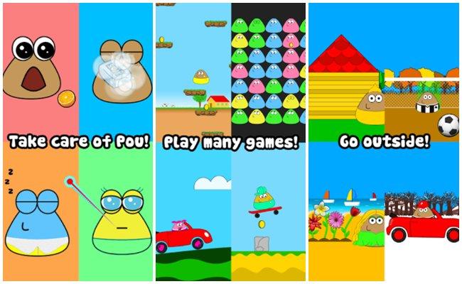 Game Edukasi Anak Pou