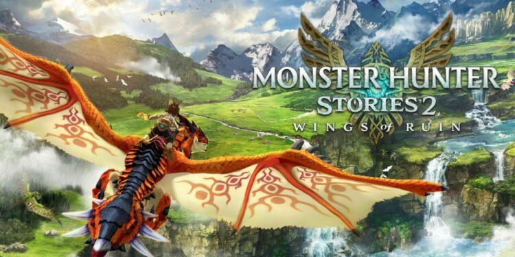 Rilis Sebentar Lagi, Capcom Unjuk Roadmap Monster Hunter Stories 2 | Capcom