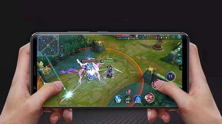 Ilustrasi Mobile Legends