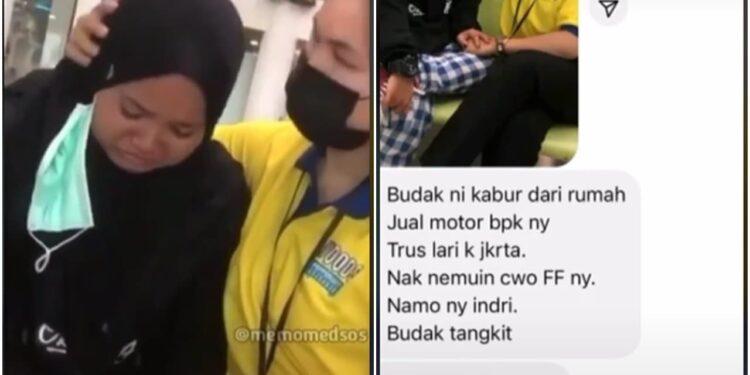 Klarifikasi Saksi Mata Gadis FF yang Diduga Terdampar di Bandara, Begini Kejadian Sebenarnya